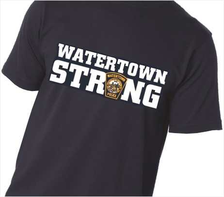 Get your Watertown Strong T-Shirt Online